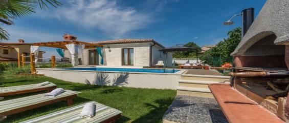 Croatia Istria Umag, 3 Bedrooms Bedrooms, ,2 BathroomsBathrooms,Villa,Sold,4964