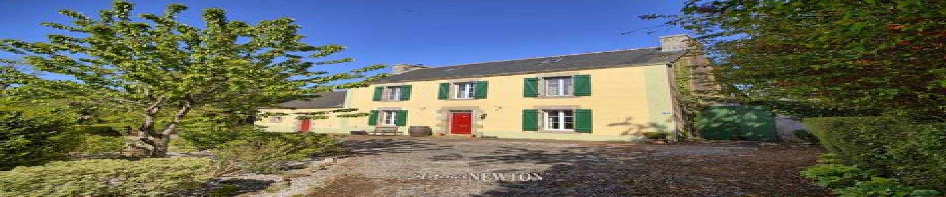 France Bretagne Pontivy 56300, 4 Bedrooms Bedrooms, ,Villa,For sale,7400